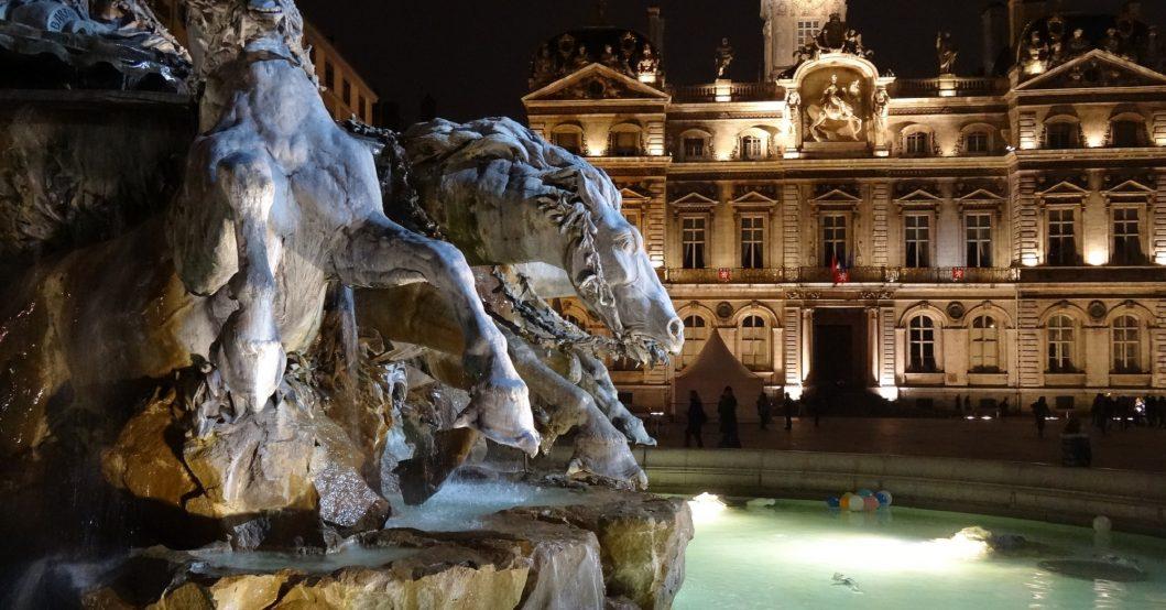 Zabytki do zwiedzania w Lyonie