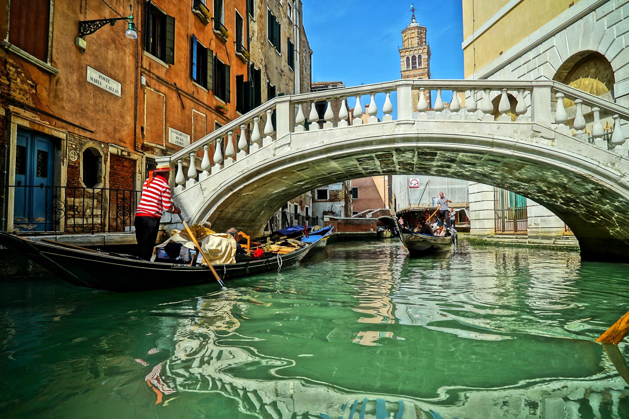 Most Westchnień w Wenecji