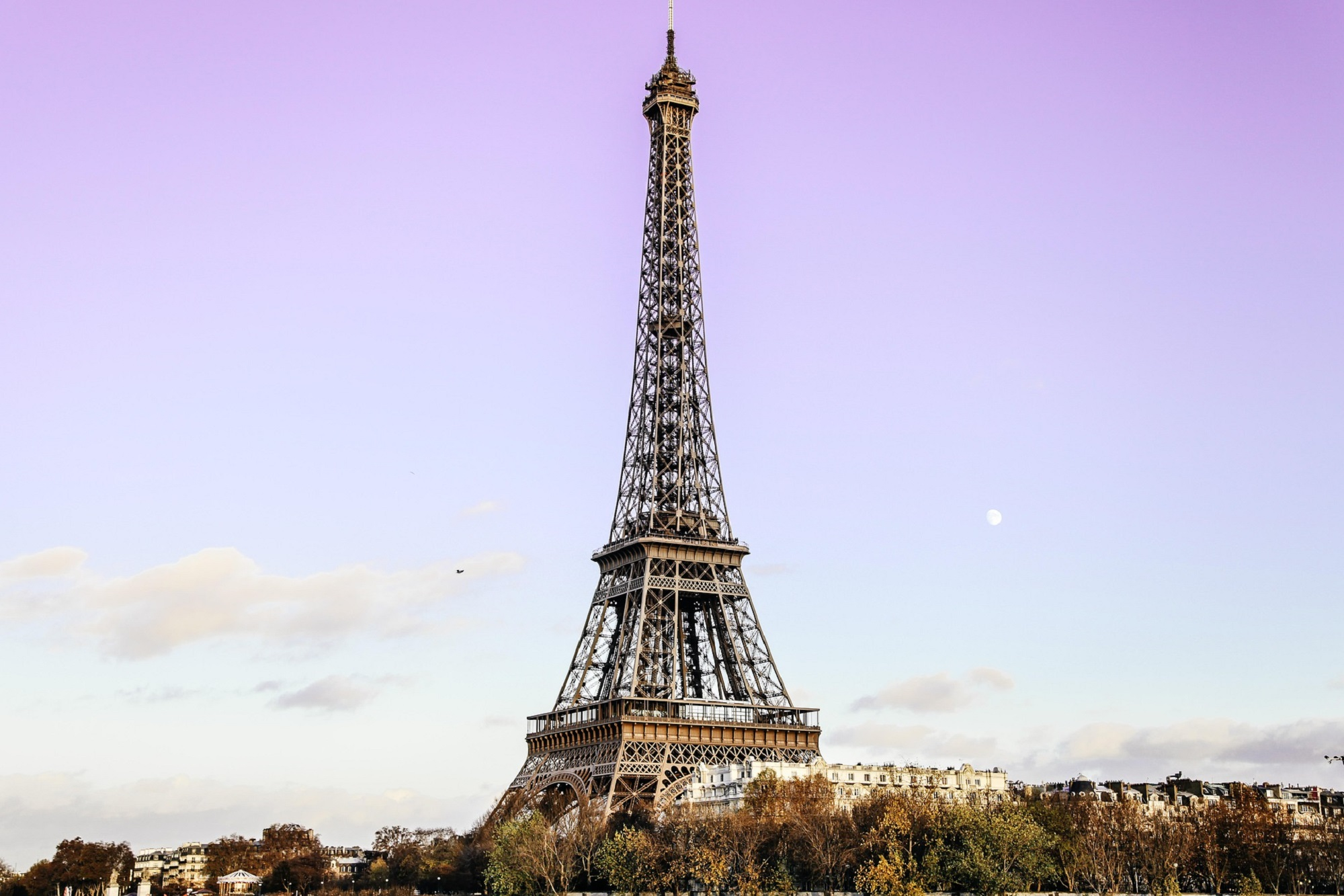 Wieża Eiffla w Paryżu